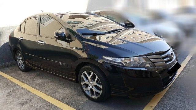 Honda City 1.5 EX 16V Flex 4P Automatico - Foto 2
