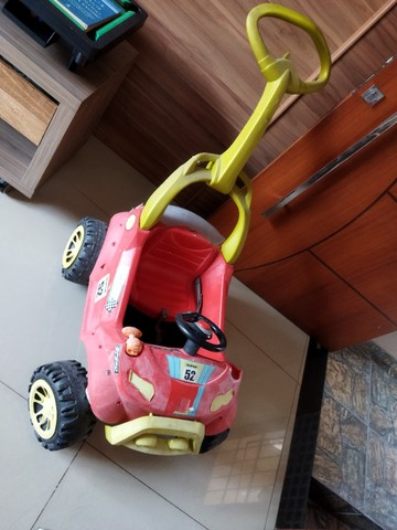 Carro infantil speed +brinquedo - Foto 4