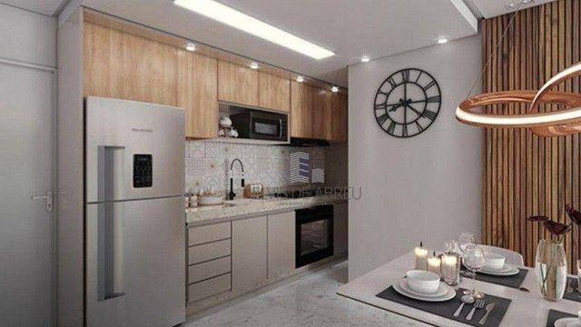 Apartamento com 2 dormitórios à venda, 57 m² por R$ 281.900,00 - Jardim Oceania - João Pes - Foto 2