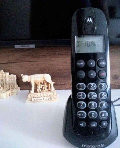 Telefone sem fio da Motorola  - Foto 3