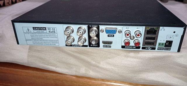 DVR com HD de 1 Tb - Foto 2