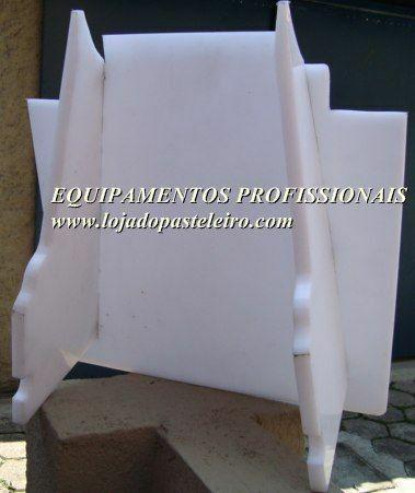 .Tabuleiro Suporte Plástico Polietileno para Cilindro Leão * Peça Única   - Foto 2
