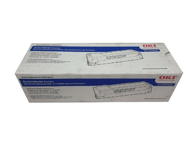 Toner Okidata B420 / B440 / 43979215 Original Novo