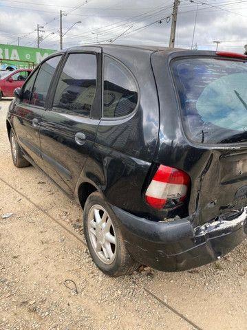 Sucata Renault Senic 2.0 (para retirada de peças). - Foto 7
