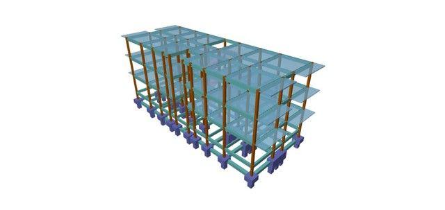 Projeto Estrutural - investimento que economiza até 25% na hora de construir - Foto 3