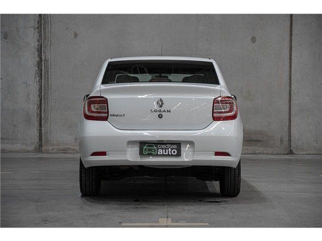Renault Logan 2020 1.0 12v sce flex life manual - Foto 4
