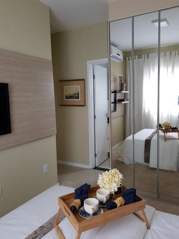 Apartamentos de 2 e 3 quartos na Cohama, elevador e acabamento no porcelanato.  - Foto 6