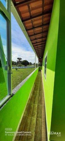 2 Casas com 5 dormitórios à venda, 250 m² por R$ 370.000 - Barra Grande - Vera Cruz/BA - Foto 3