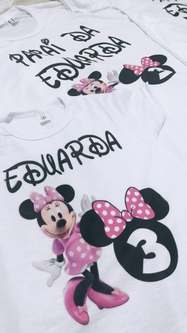 Camisas Personalizadas 100% Poliéster ( Malha PP)  - Foto 3