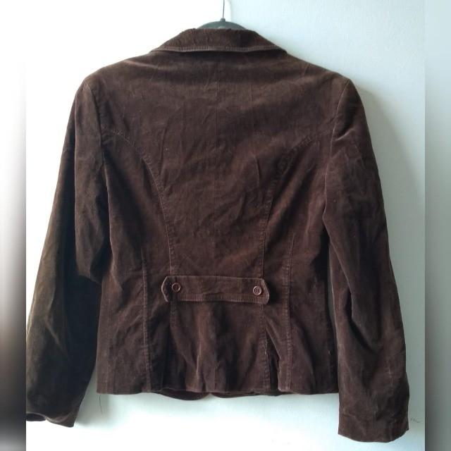 jaqueta feminina de veludo - tam. 38 - Foto 2