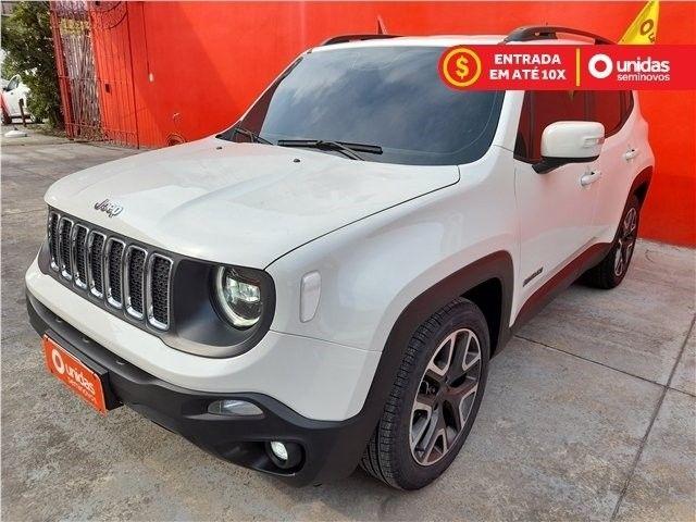 Jeep Renegade 2020 1.8 16v flex longitude 4p automático - Foto 2