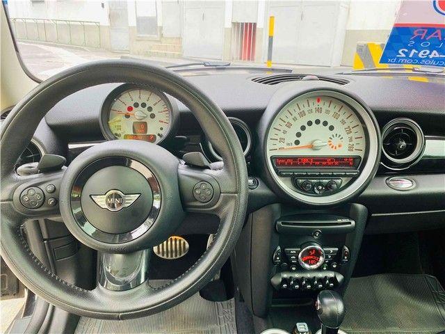 Mini Cooper 2013 1.6 s 16v turbo gasolina 2p automático