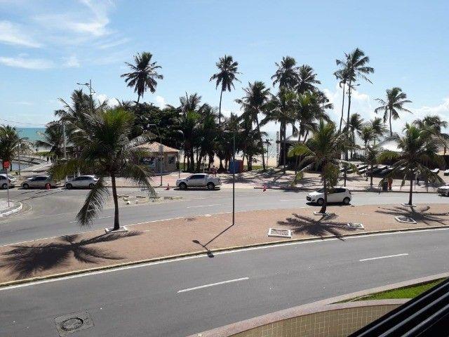 Beira Mar na Jatiuca enfrente ao Posto 7