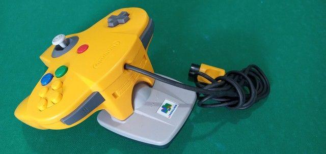 Controle Nintendo 64