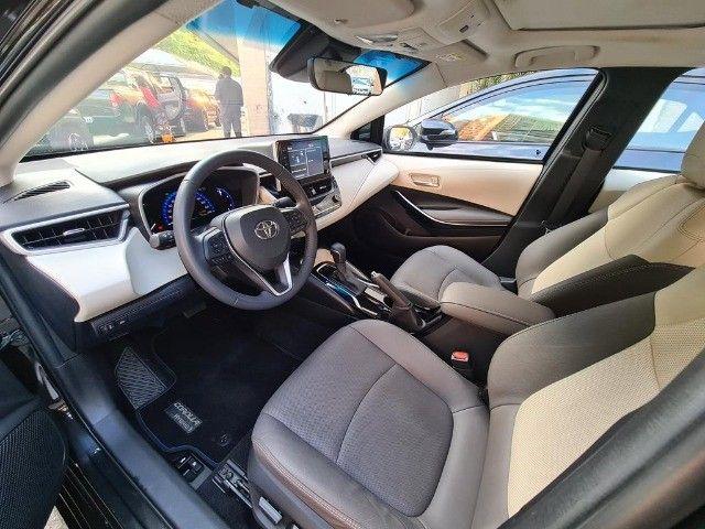 Toyota Corolla Altis Premium Hybrid, Blindado 3A, Apenas 11 mil km, Impecavel - Foto 10