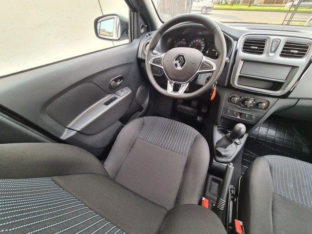 Renault Sandero  Life 1.0 0 Km emplacado . - Foto 13