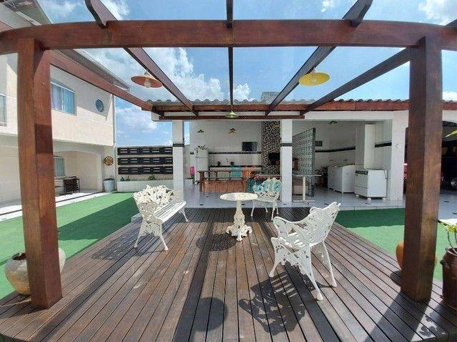 Casa com 5 dormitórios sendo 2 suíte à venda, 500 m² por R$ 1.485.000 - Campo Comprido - C - Foto 2