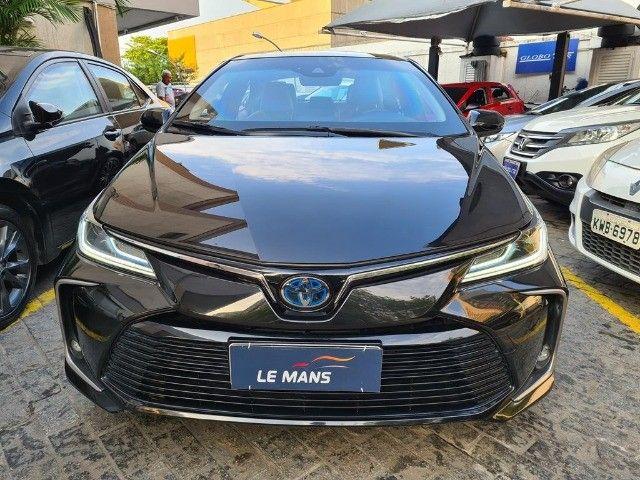 Toyota Corolla Altis Premium Hybrid, Blindado 3A, Apenas 11 mil km, Impecavel - Foto 2