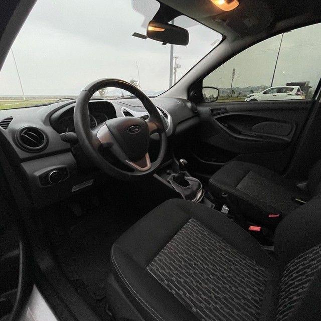 Ford Ka Hatch SE 1.0 12v 2017 - muito novo - procedência  - Foto 8