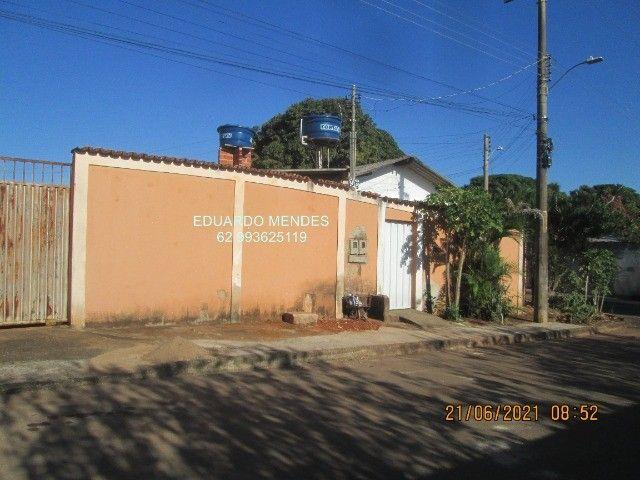 Casa 2/4, mas 2 barracões, lote de esquina 307 m², vila Operaria Anápolis  - Foto 13