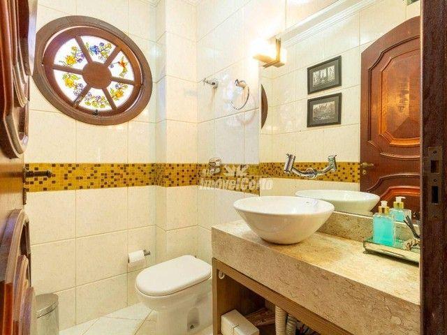 Sobrado à venda, 504 m² por R$ 1.699.000,00 - Portão - Curitiba/PR - Foto 12