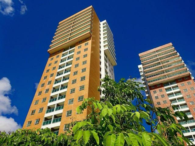 Apartamentos novos no Condomínio Club Paradise Village no bairro de Capim Macio