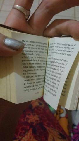 Mine livro em italiano
