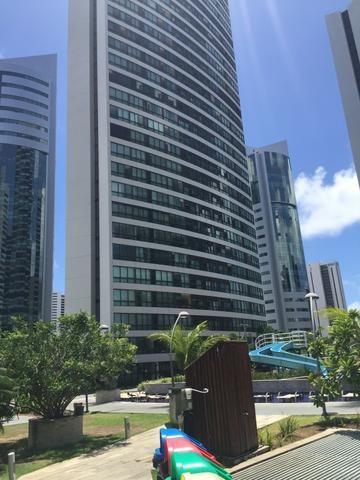 Edificio Evolution, Torre Sky Park, mobiliado, 3 quartos, 2 gar, 90m2, Boa Viagem, 690 mil