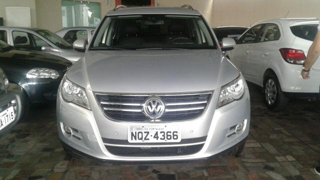 Tiguan 2011 2.0 Turbo Revisado Extra!