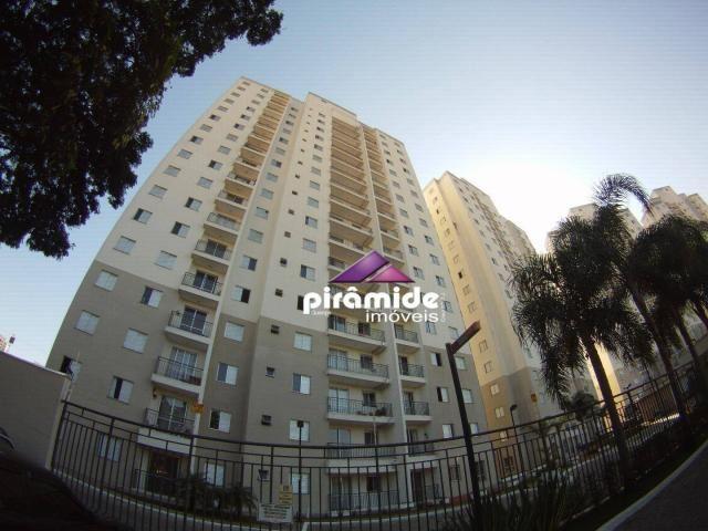 Apartamento com 2 dormitórios à venda, 55 m² por r$ 265.000,00 - jardim augusta - são josé - Foto 9