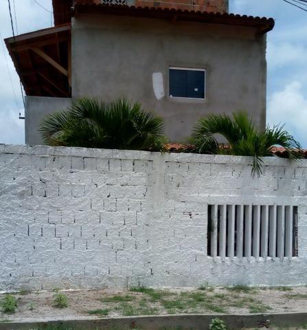 Alugo casa 1° andar carapibus/tabatinga 03 quartos - Foto 16