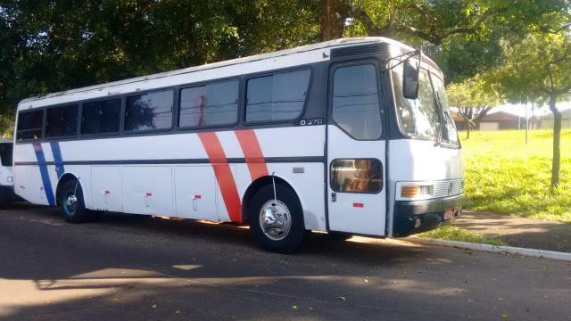 Ônibus Mercedes Monobloco 0370 - Foto 4