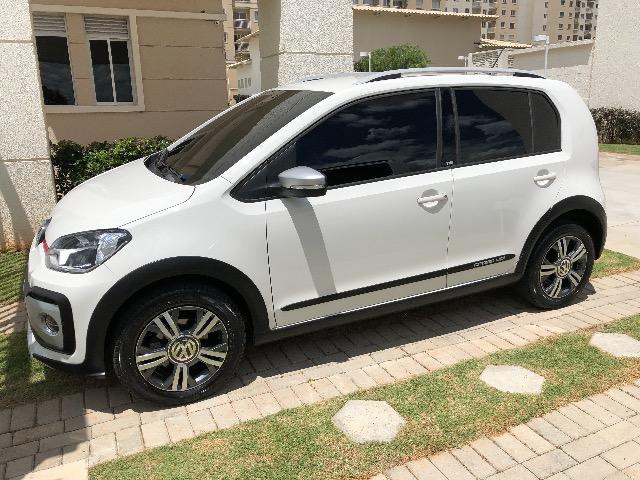 Vw - Volkswagen Cross Up TSI 2017/2018