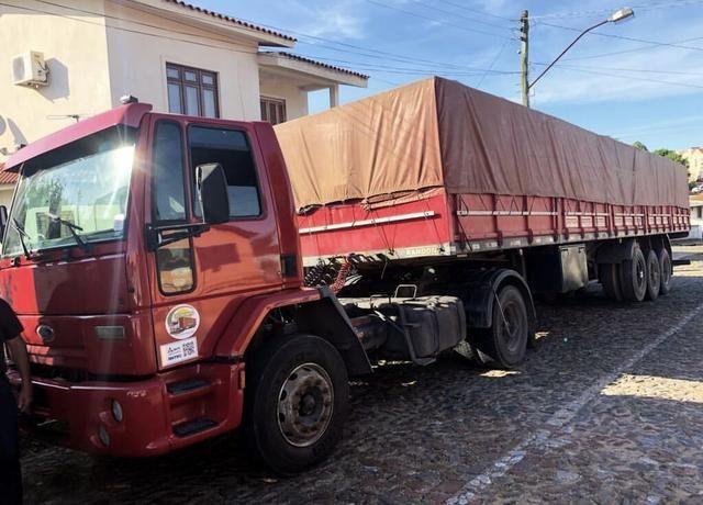 Cargo 4331 ano 2004 com 460 mil km originais, revisado