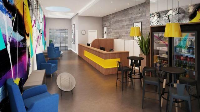Studio 1 Dormitório Centro de Curitiba - Foto 9