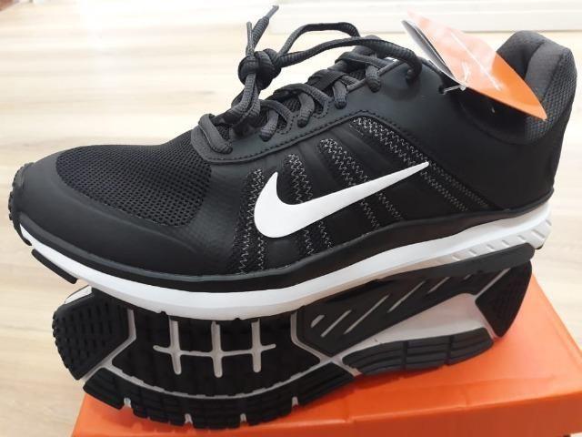 d8acd59cba Promoção Tênis Nike Original Masculino Tamanho Disponível 43 Novo na Caixa