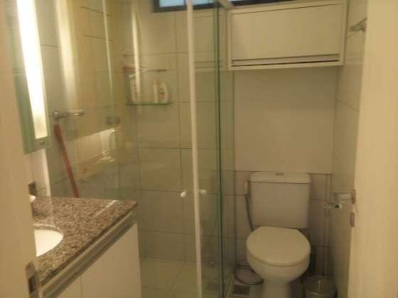 Vendo excelente apartamento todo reformado e mobiliado com garagem coberta 2/4 no planalto - Foto 14