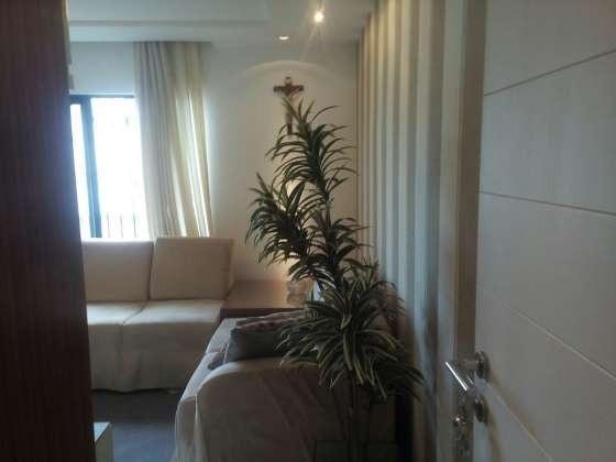 Vendo excelente apartamento todo reformado e mobiliado com garagem coberta 2/4 no planalto - Foto 18