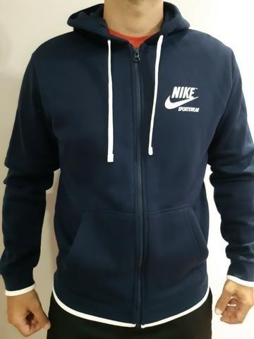 9f5fb0cf06 Blusa Moletom Nike Sportswear Original Promoção - Roupas e calçados ...