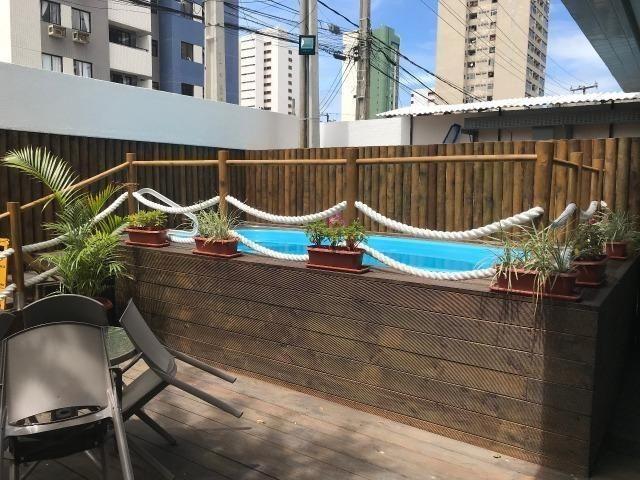 Boa Viagem-Próximo ao Shopping Recife-Apartamento 2 quartos 1 suite-Pronto- *91 - Foto 6