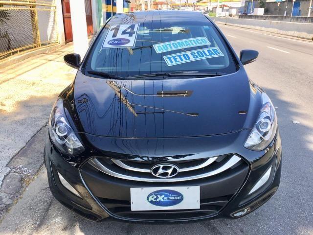 Hyundai i30 1.8 Top de linha Teto solar, Chave presença, Banco elétrico, ar digital - Foto 3