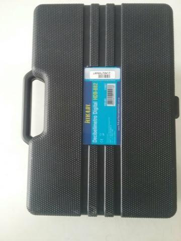 Decibelímetro HDB 882 (novo com garantia) - Foto 4
