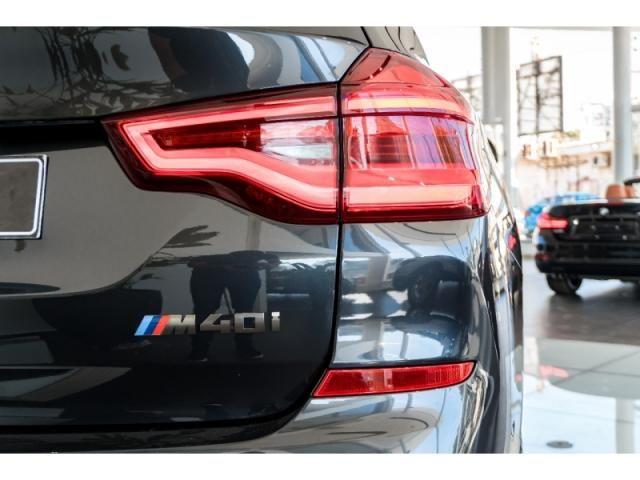 BMW  X3 3.0 TWINPOWER GASOLINA M40I 2019 - Foto 7