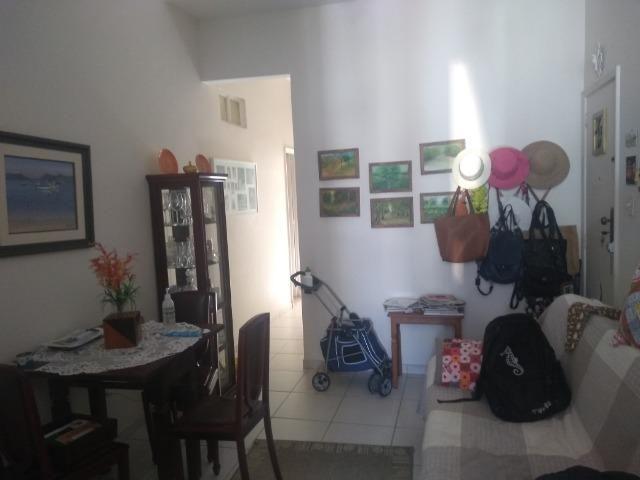 Apartamento 1 quarto Suíte Dependência de Empregada (Planta grande) Copacabana Andar Alto - Foto 4
