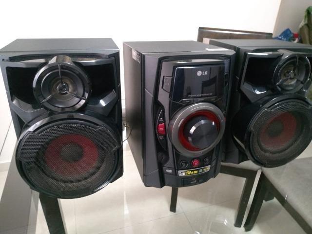Mini System LG Rad 136 de 130w - Foto 3