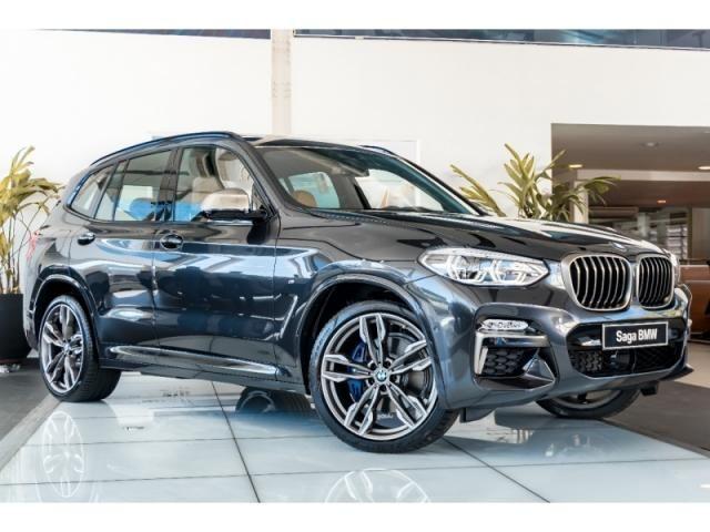 BMW  X3 3.0 TWINPOWER GASOLINA M40I 2019