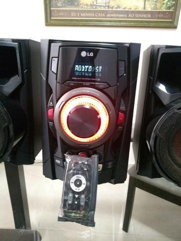 Mini System LG Rad 136 de 130w - Foto 4