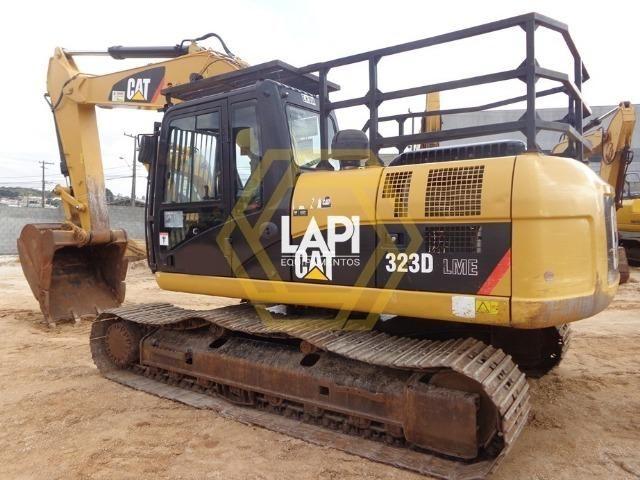 Escavadeira Caterpillar 323D 2013