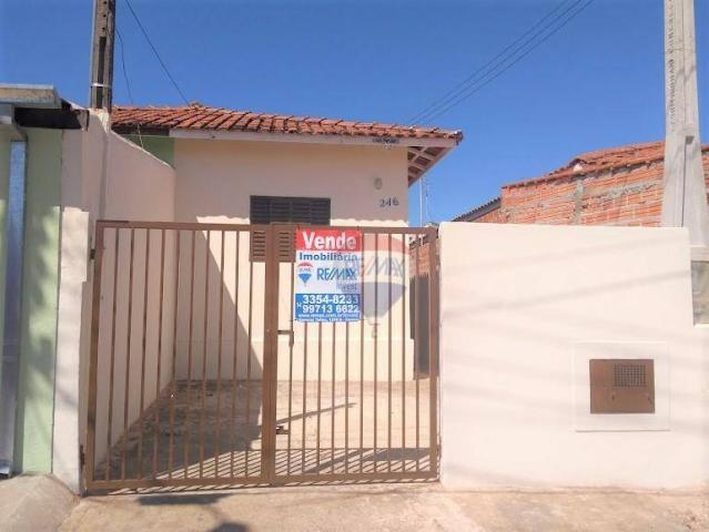 Casa residencial à venda, Jardim Palos Verdes, Botucatu.