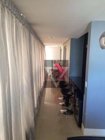 Prédio frente mar, 4 dormitórios à venda, 140 m² - Praia de Itaparica - Vila Velha/ES - Foto 6